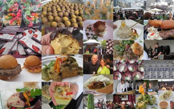 2011 Chi Gourmet food collage